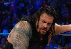¡Casi lo parte! Mira la poderosa lanza con la que Roman Reings venció a Buddy Murphy en SmackDown [VIDEO]