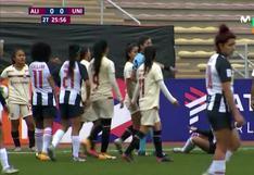 Se enciende el clásico: el tenso cruce entre Espino y Dorador en el Universitario vs. Alianza Lima [VIDEO]