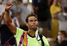 De malas: Rafael Nadal salió del top 5 de la ATP por primera vez en cuatro años