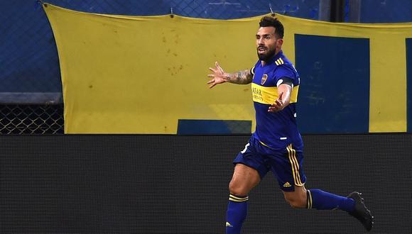 Carlos Tevez está en la mira de tres clubes de la MLS. (Foto: EFE)