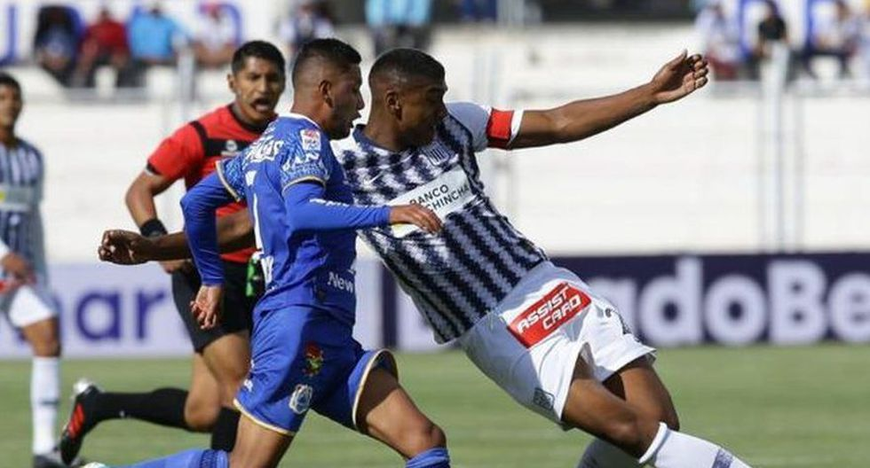 Alianza Lima solicitará la anulación de la primera final ante Binacional. (Foto: GEC)