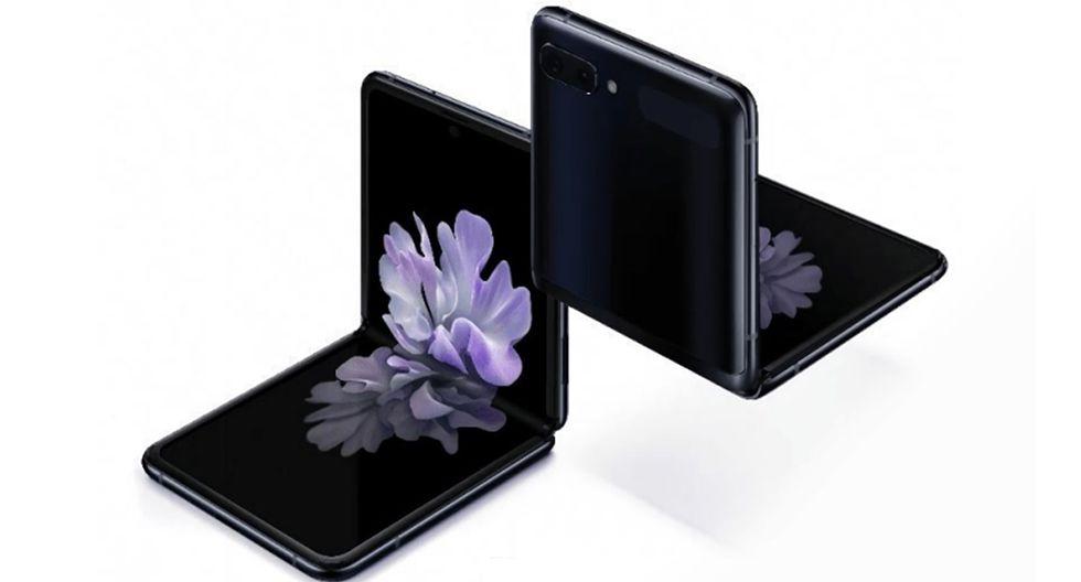 Conoce todas las características del celular flexible que se ha lanzado en Perú: el Samsung Galaxy Z Flip. (Foto: Samsung)