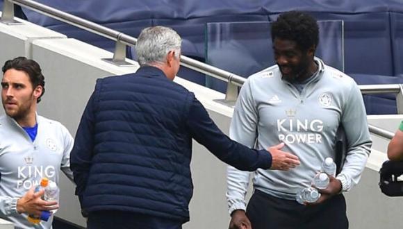 José Mourinho demostró su buen sentido del humor en la Premier League