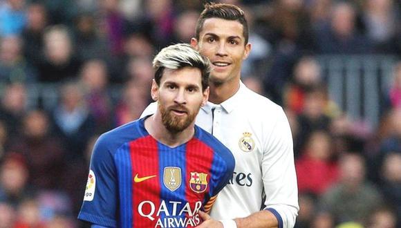 Lionel Messi y Cristiano chocaron en LaLiga, Copa, Champions League y Supercopas. (Foto: Getty)
