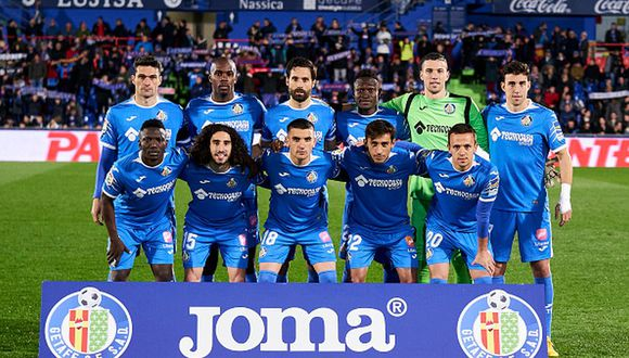 Getafe está programado para jugar vs. Inter por la Europa League 2020. (Foto: Getty Images)
