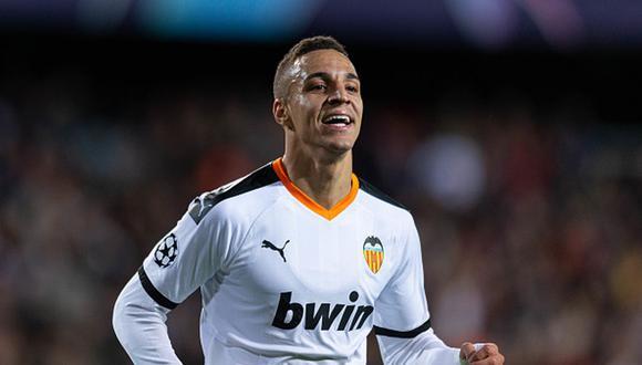 Rodrigo Moreno jugó el último fin de semana frente al Barcelona. (Foto: Getty Images)