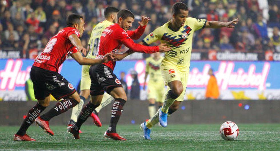 futbol liga mx 2020 resultados