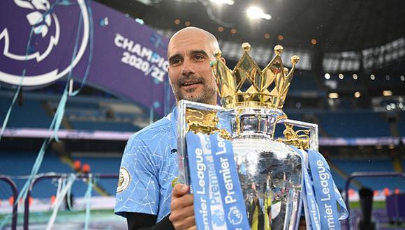 Manchester City es el vigente campeón de la Premier League. (Getty)