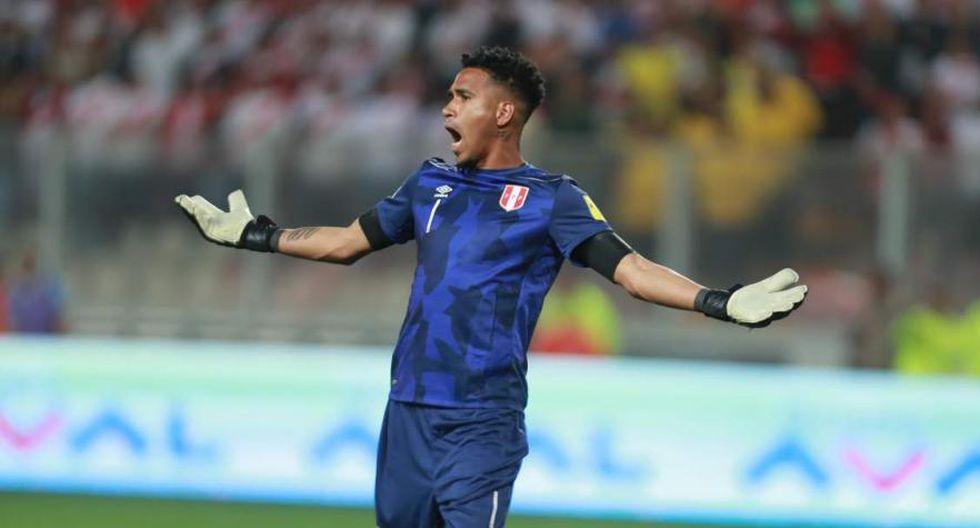 Selección Peruana   Pedro Gallese muy cerca de dejar Alianza Lima. (Foto: GEC)