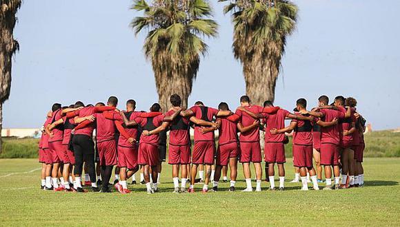 Carlos Moreno manifestó que en 14 días estarán de vuelta Gregorio Pérez y los jugadores extranjeros. (Foto: Universitario)