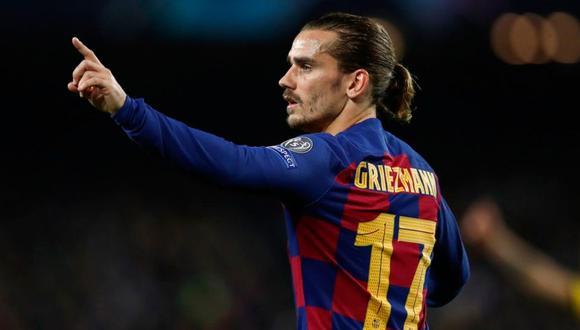 Antoine Griezmann llegó al Barcelona en 2019 desde el Atlético de Madrid. (Getty)