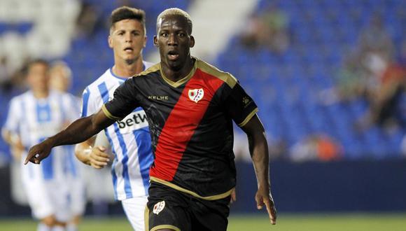 Luis Advincula llegó a España para la temporada 2018-19 (Foto: Agencias)
