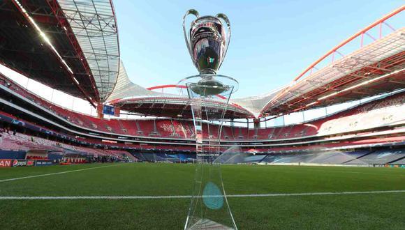 El nuevo formato de la Champions League que irá desde 2024 a 2027. (Foto: AFP)