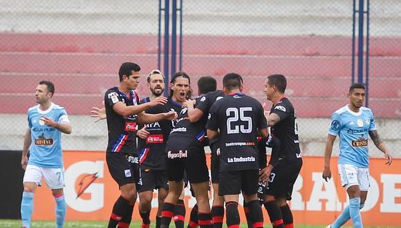 Mannucci volvió a ganar después de cuatro fechas en la Fase 2. (Foto: Liga de Fútbol Profesional)