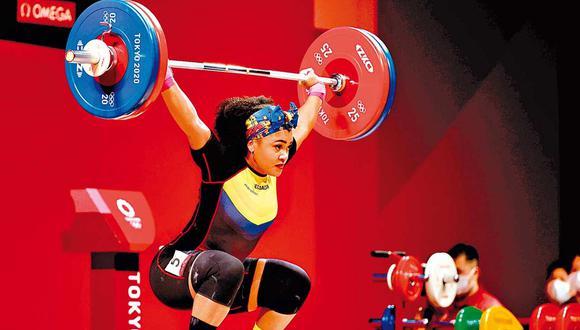 Las indignantes preguntas que tuvo que soportar una medallista olímpica. (Foto: EFE)