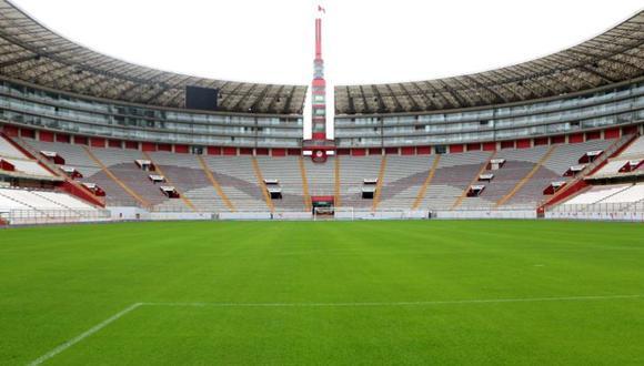 El Estadio Nacional ya se encuentra en mantenimiento para llegar en óptimas condiciones de cara al inicio de las eliminatorias
