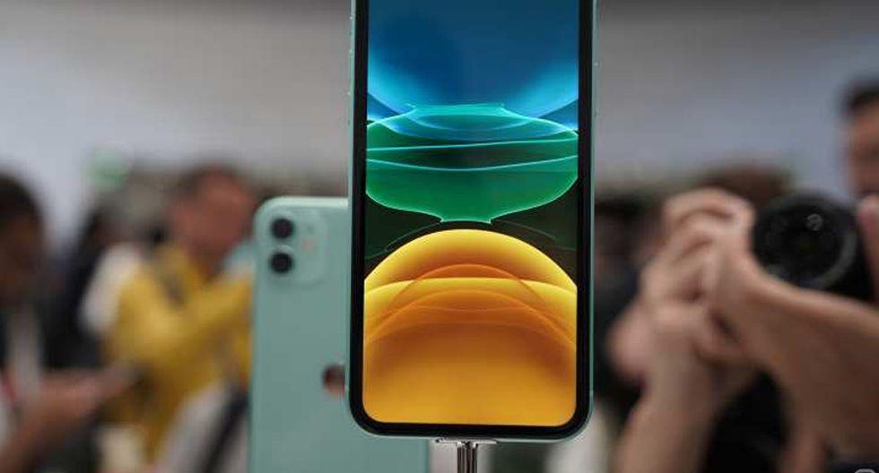 Los iPhone del 2020 tendrán pantallas más delgadas que los equipos de Samsung.