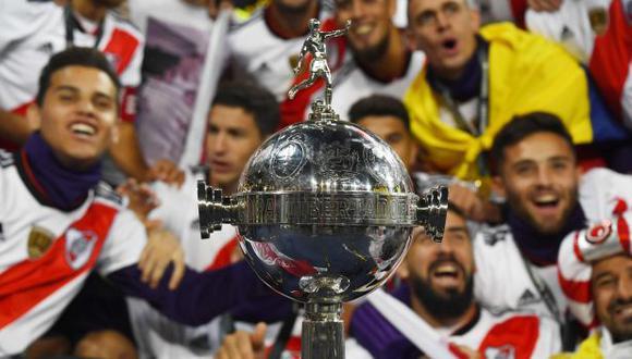 River Plate es el nuevo monarca de la Copa Libertadores. (Foto: AFP)