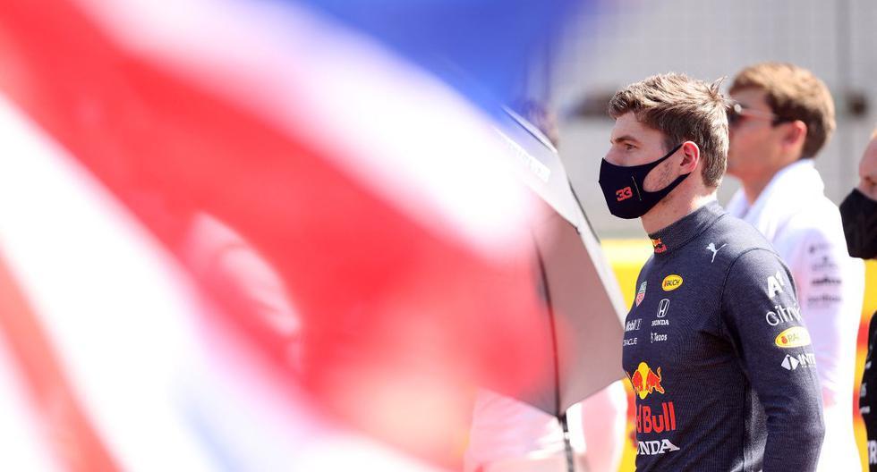 """Verstappen criticó a Hamilton tras su choque: """"Ver celebraciones desde el hospital es una falta de respeto"""""""
