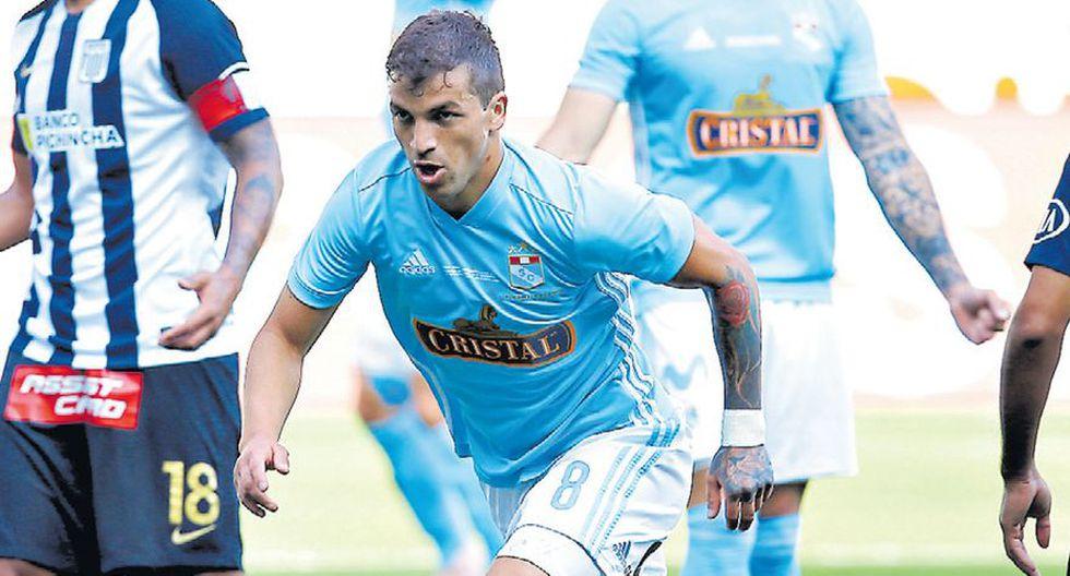 Gabriel Costa anotó 26 goles y realizó 19 asistencias, completando su mejor año desde que llegó al Perú. (Francisco Neyra/GEC)