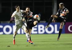 Oriente Petrolero y Vasco da Gama empataron 0-0 en Santa Cruz de la Sierra por Copa Sudamericana