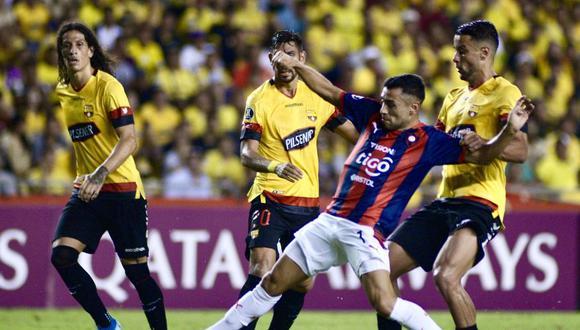 Cerro Porteño vs. Barcelona SC EN VIVO juegan por vuelta de fase 3 de Copa Libertadores 2020 en Asunción. (EFE)