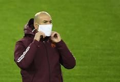 Fiebre y tos: Zidane presenta síntomas y está sufriendo los efectos del coronavirus