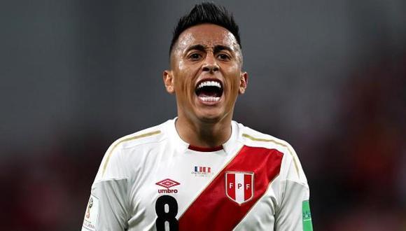 Perú vs. Bolivia | Christian Cueva (Foto: GEC)