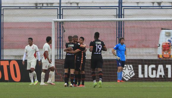 Ayacucho FC vs. UTC se enfrentaron por la fecha 13 de la Fase 2 (Foto: Liga 1)