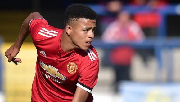 Mason Greenwood | Manchester United. (Getty Images)