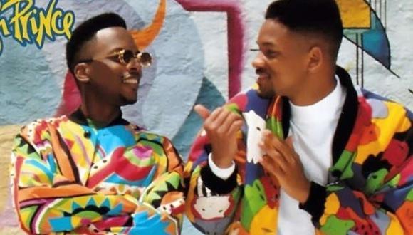 Will Smith y DJ Jazzy Jeff tuvieron encuentro virtual desde su aislamiento social. (Foto: Facebook)