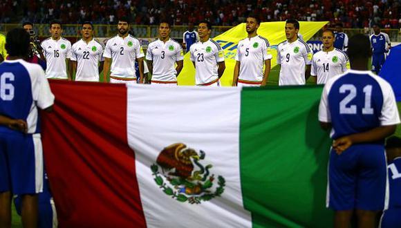 México está en el Grupo A de la Copa Confederaciones (Getty Images).
