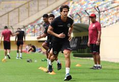 """Rafael Guarderas: """"Necesitaremos un tiempo prudente para ponernos en forma"""""""