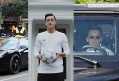 A pesar de ser borrado en Arsenal: el millonario estilo de vida de Ozil en Londres [FOTOS]