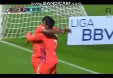 Hay partido en el Cuauhtémoc : Bryan Angulo puso el 1-1 del Cruz Azul vs. Puebla [VIDEO]