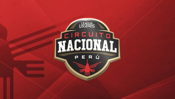Circuito Nacional Perú (Foto: League of Legends)