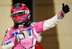 Orgullo mexicano: Sergio 'Checo' Pérez ganó su primera carrera en la F1 [VIDEO]