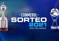 Definido el sorteo Copa Libertadores y Sudamericana: así quedaron los emparejamientos