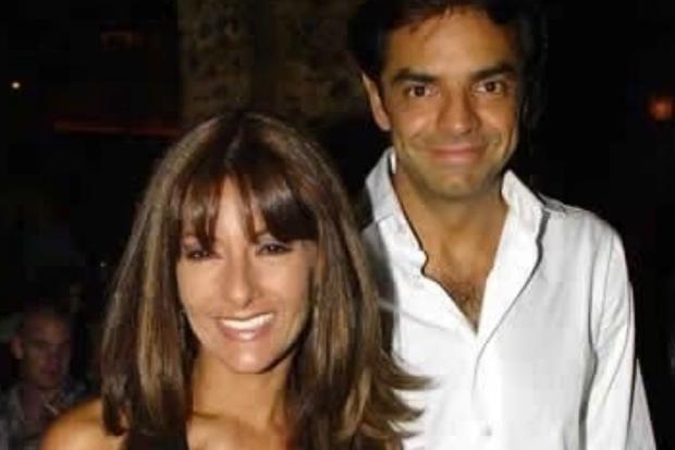 Eugenio Derbez met the fashion designer months after ending his relationship with Victoria Ruffo