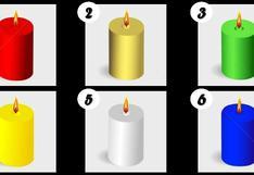 ¿Qué color de vela prefieres? Elige una y conoce tus virtudes y debilidades con este test viral