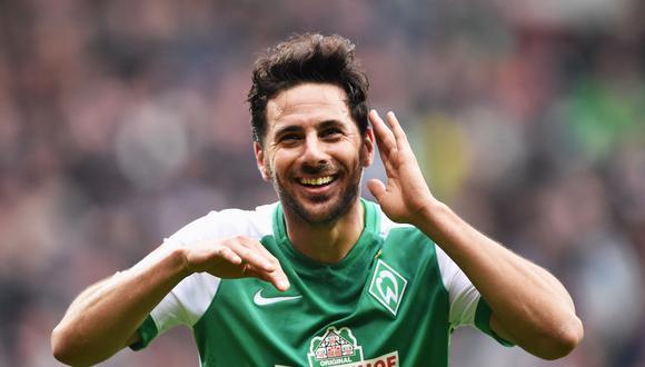 Pizarro continúa recibiendo elogios de Bremen. (Foto: Getty Images)