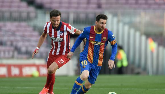 Barcelona igualó 0-0 con Atlético Madrid en el Camp Nou y se complica en  LaLiga Santander | FUTBOL-INTERNACIONAL | DEPOR