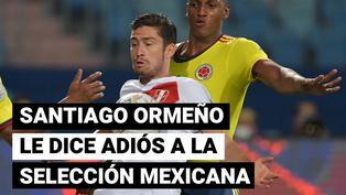 Santiago Ormeño debuta en Copa América y le dice adiós a México