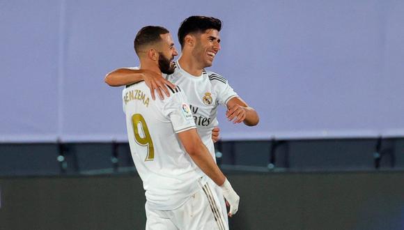 Real Madrid vs. Alavés se enfrentaron por LaLiga Santander. (Foto: AFP)