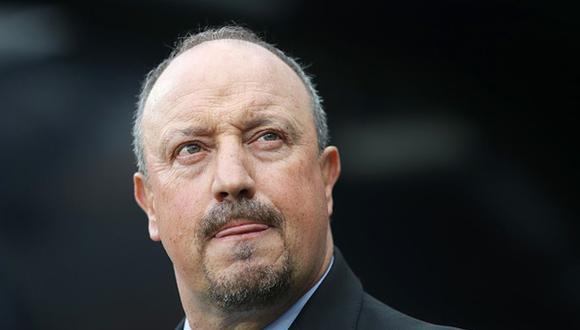 Rafael Benítez también dirigió en la Premier League al Newcastle. (Foto: Getty Images)
