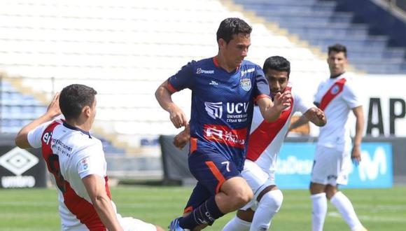 César Vallejo y Municipal se midieron por la Fecha 7 de la Fase 2 en el estadio Alejandro Villanueva. (Foto: Liga 1)