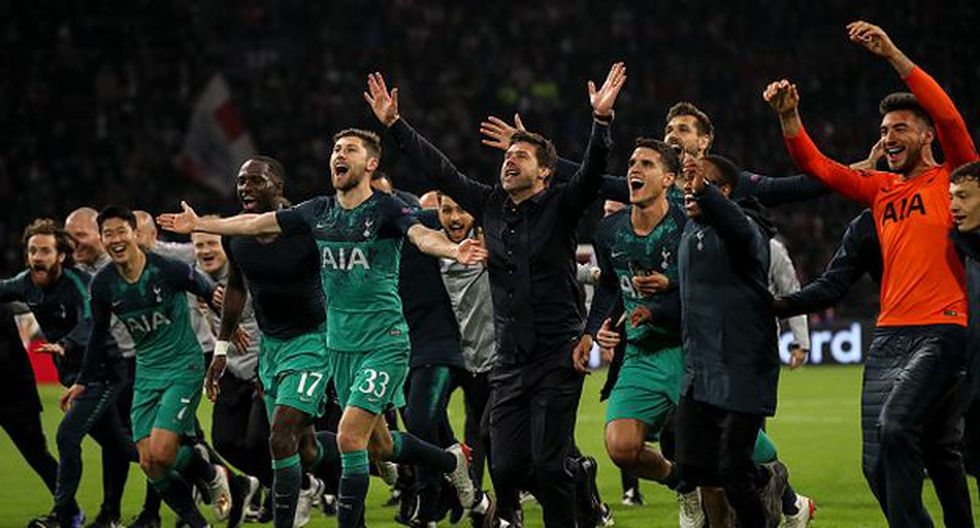 Tottenham jugará su primera final de la Champions League. (Foto: Getty Images)