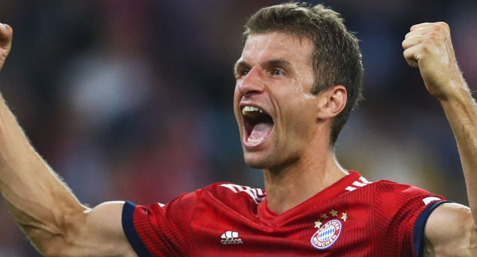 Thomas Müller. (Getty Images)