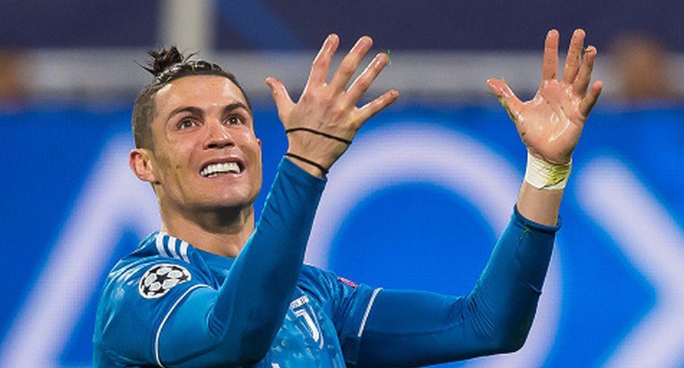 Cristiano Ronaldo solo ha ganado títulos locales con la camiseta de Juventus. (Foto: Getty Images)