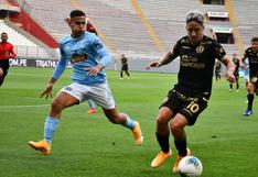 Se jugó como una final: Universitario y Sporting Cristal igualaron (2-2) en el Estadio Nacional